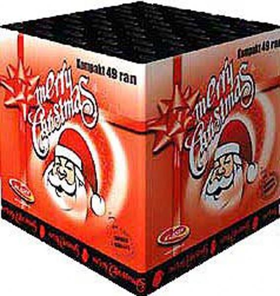 Kompakt Merry Christmas 49 ran