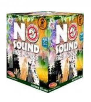 No Sound 25 ran