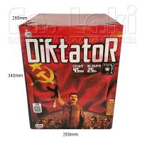 Diktátor 25 ran / 45 mm