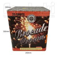Brocade Crown  25 ran / 45 mm